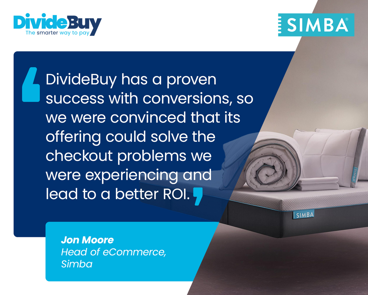 Simba Jon Moore Quote - Proven Success and better ROI